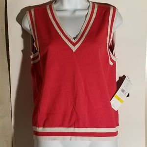 NWOT red top